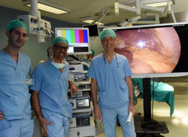 Primi due casi al mondo: l'ospedale di Desio all'avanguardia per la cura del tumore al colon