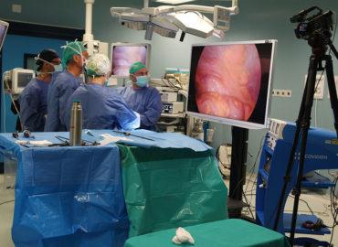 Desio, interventi chirurgici in diretta con Ginevra e Gran Bretagna grazie alla tecnologia 4k
