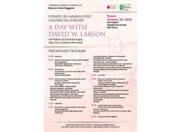 A Day with David Larson