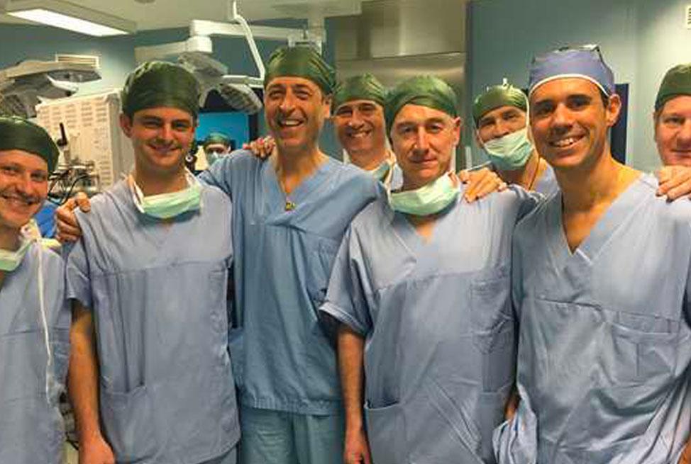 """Ospedale di Desio verso una chirurgia su misura, partendo dai """"disastri di parete addominale"""""""